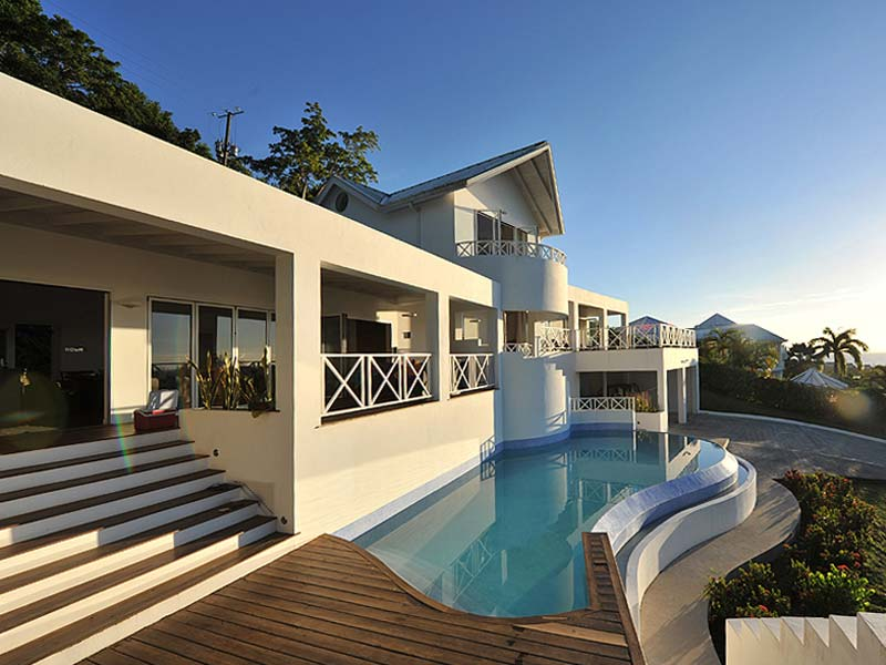 Raico Architecture Architecture In Caribbean Islands